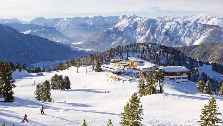 Skigebied Hochoetz