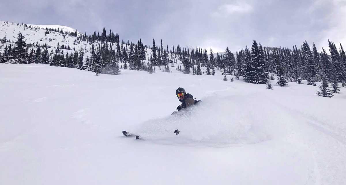als alleenstaande op wintersport
