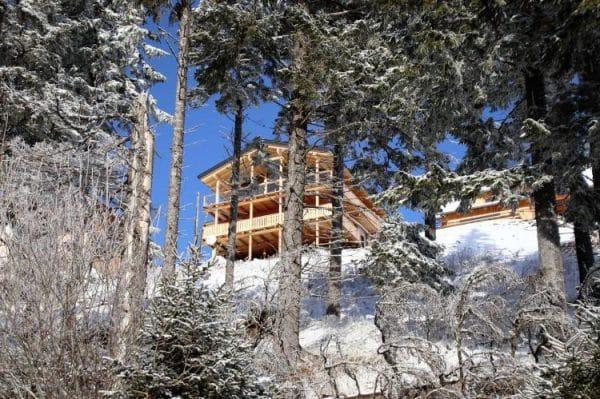 Alpina Lodge - Klippitztörl - Karinthië - 14 personen - winter