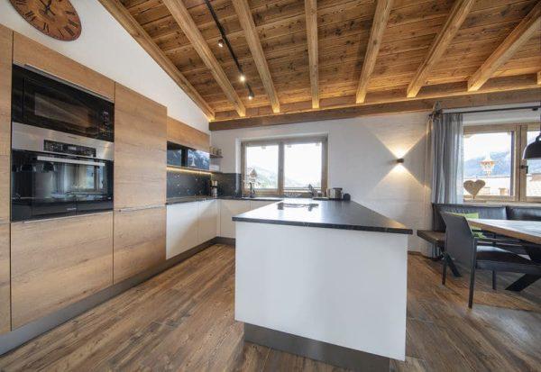 Chalet Tulpspitze - Neukirchen am Grossvenediger - Salzburgerland - 10 personen - keuken