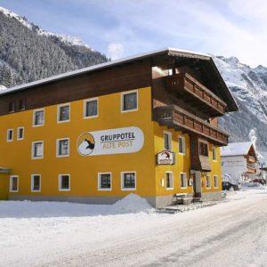 Gruppotel Alte Post - Sankt Leonhard im Pitztal - Tirol - 45 personen