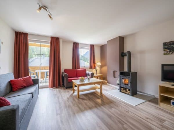 Landal Appartement 4A - Bad Kleinkirchheim - Karinthië - 4 personen - woonkamer