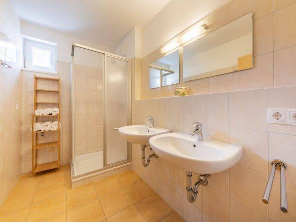 Landal Appartement 8A - Bad Kleinkirchheim - Karinthië - 8 personen - badkamer
