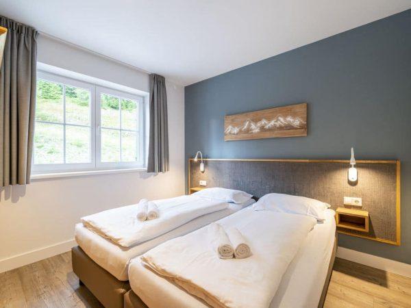 Landal Katschberg 6CE - Rennweg - Karinthië - 6 personen - slaapkamer