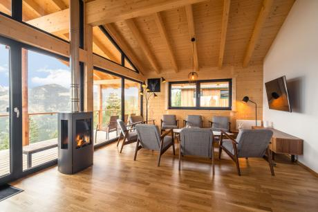 Alpina Lodge - Klippitztörl - Karinthië - 14 personen