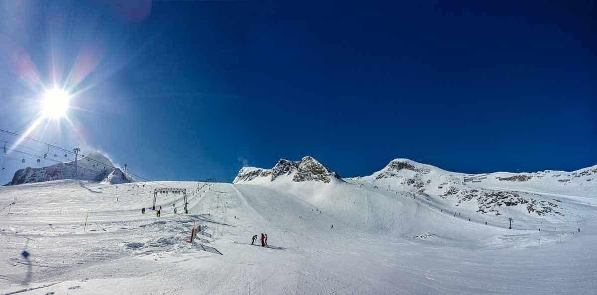 wintersport panorama