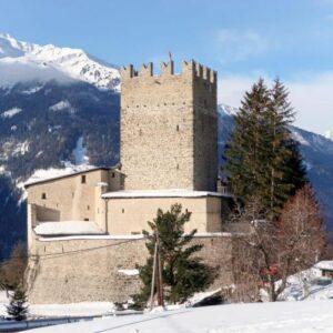 Burg Biedenegg - Fliess - Tirol - 28 personen